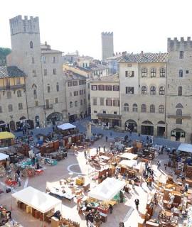 Fiera antiquariato Arezzo