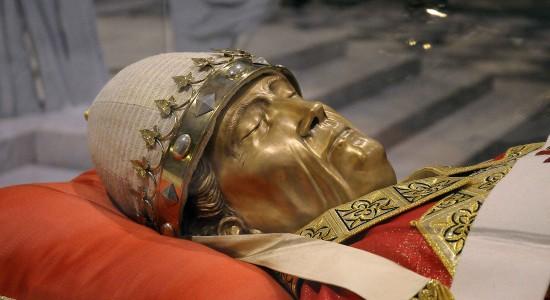 Gregorio X offerta dei ceri Arezzo